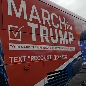March for Trump - Washington, D.C.