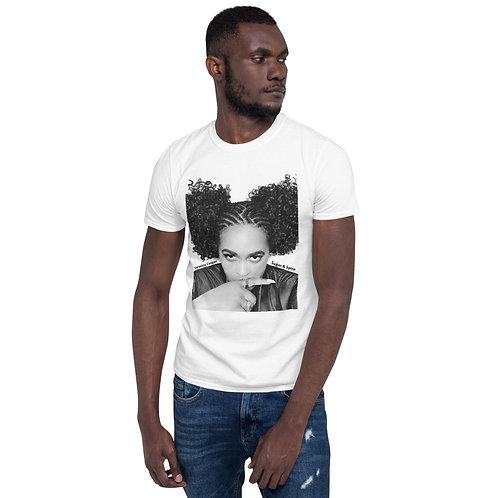 Afro B&W TShirt
