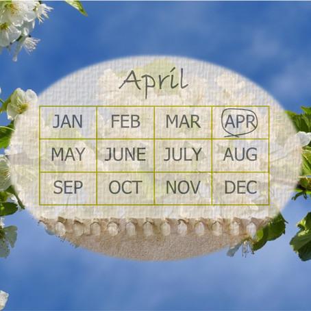 Your Garden In April