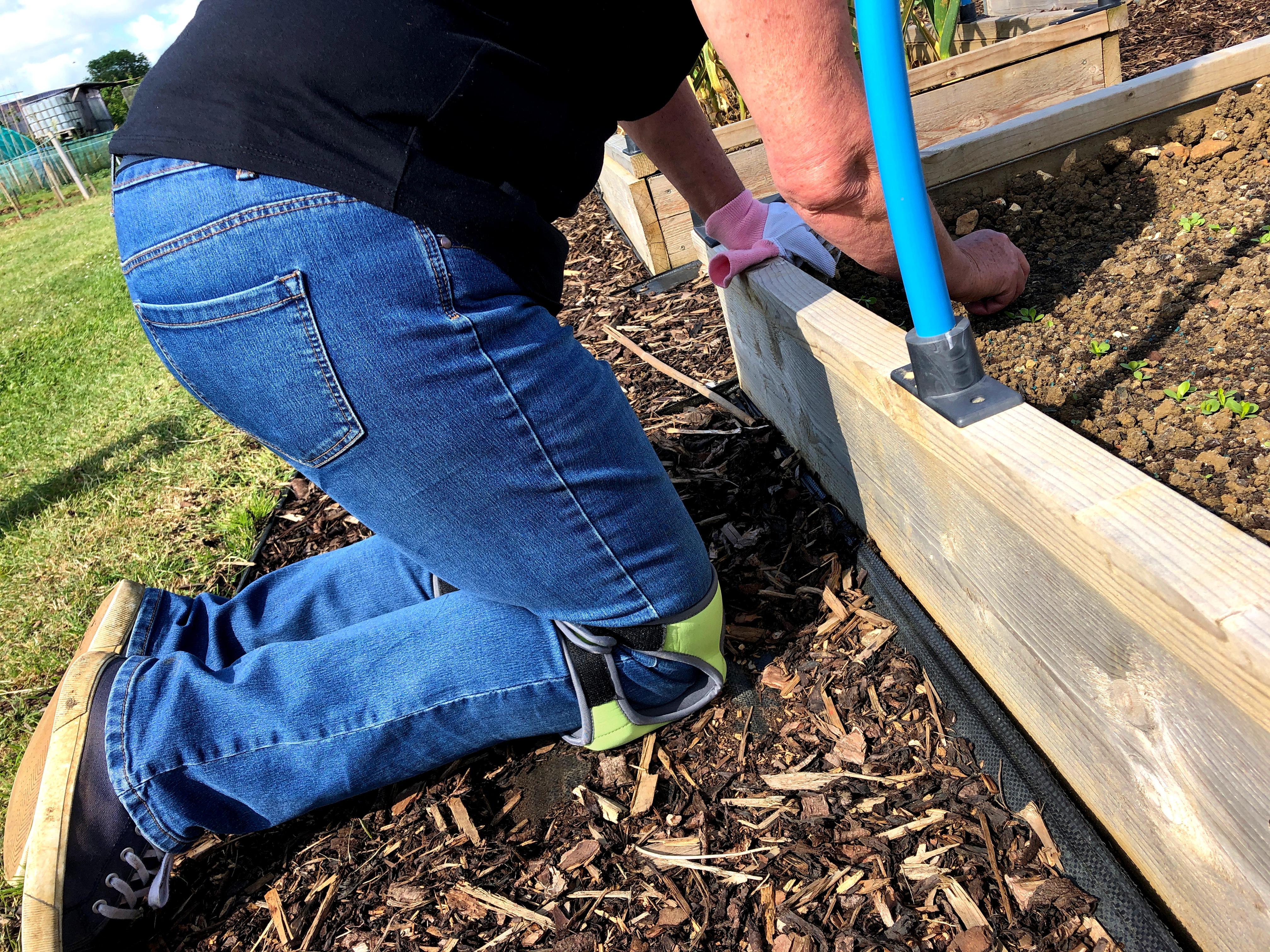 Garden Knee Pads Allotment Kneeling 3