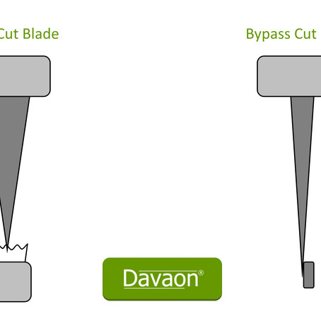Bypass Or Anvil Pruner - What's the difference and when to use?