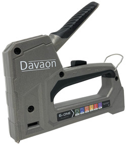Davaon No Switch 6in1 Staple Tacker Gun.