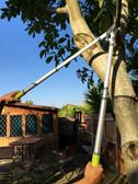 Davaon Pro Telescopic Anvil Garden Loppers