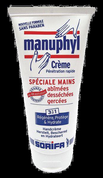 Sorifa Manuphyl Crème réparation des mains. PRIX HT