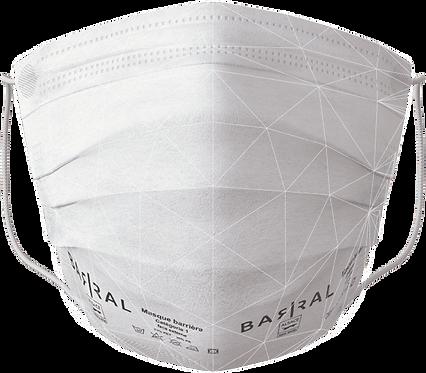 Masque BARRAL. AFNOR SPEC S76-001:2020. PRIX HT