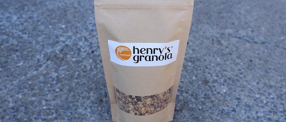 """Huisgebakken granola met noten """"by Henry"""" - 300 gram"""