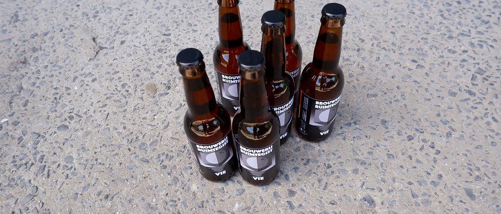 """Streekbier """"Vie"""" 6 flesjes van 33 cl"""