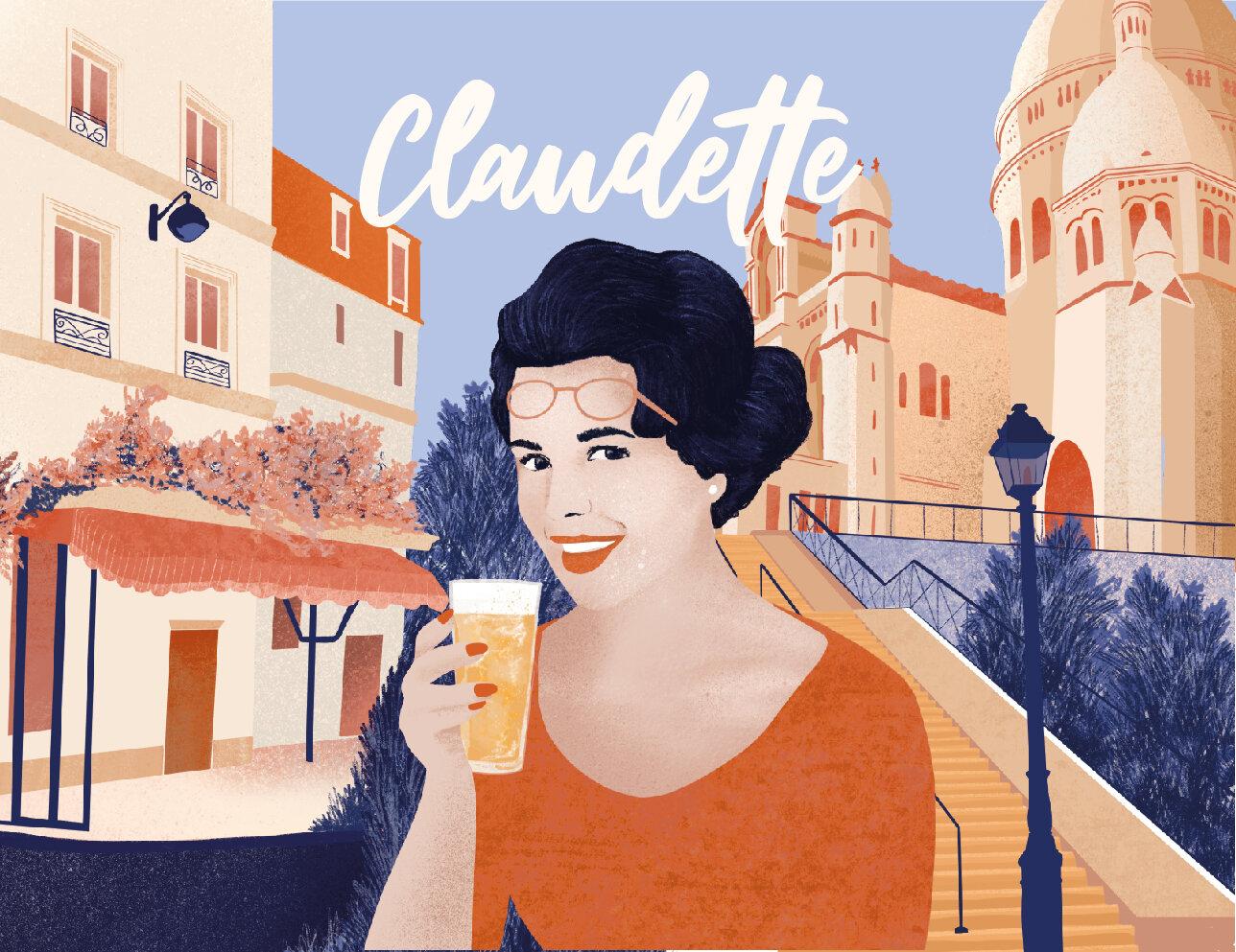 Claudette bier