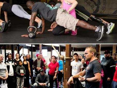 Adaptive athlete training