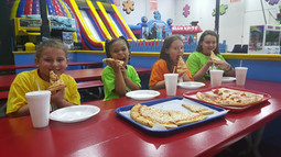 Pizza Parties