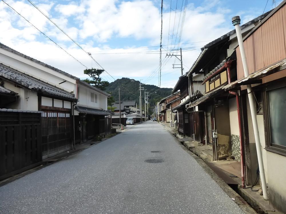 近江八幡町屋