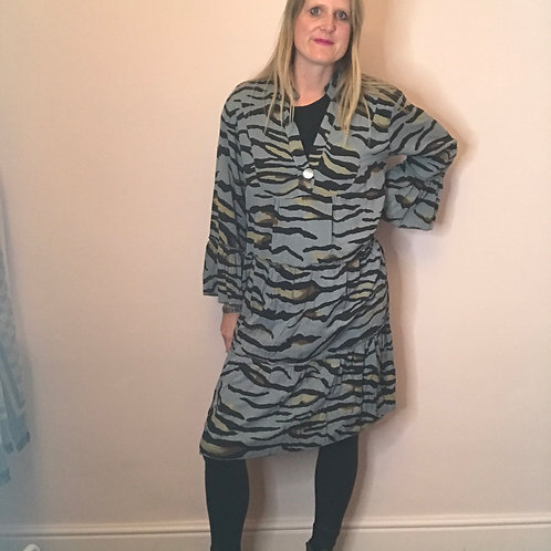 Marnie Animal Print Dress