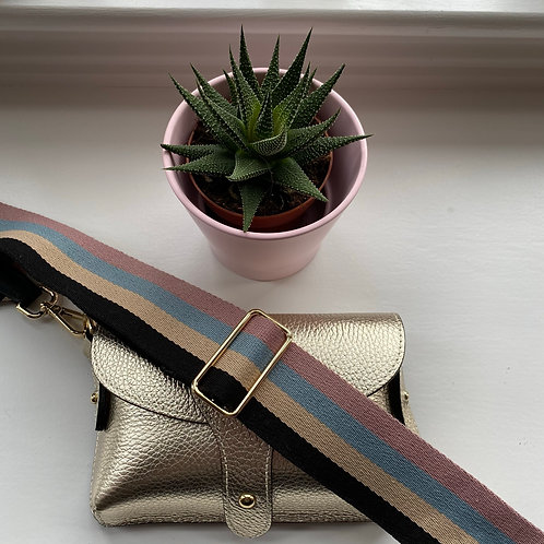 Bag Strap - 4 stripes