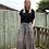 Thumbnail: Katie Animal Print Culottes