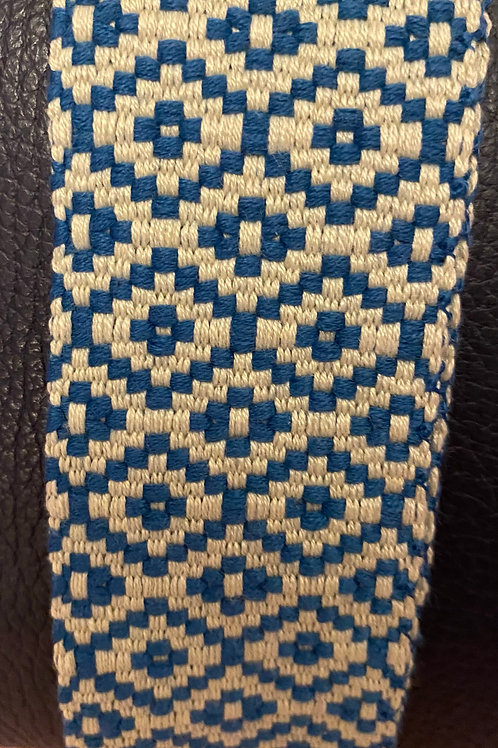 Bag Strap - Woven Aztec