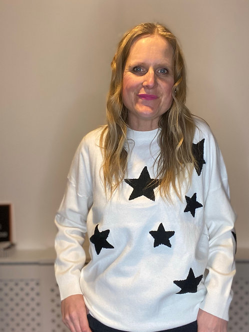 Sallie Star Jumper
