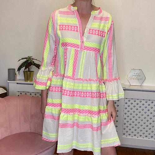 Saffron Neon  Dresses