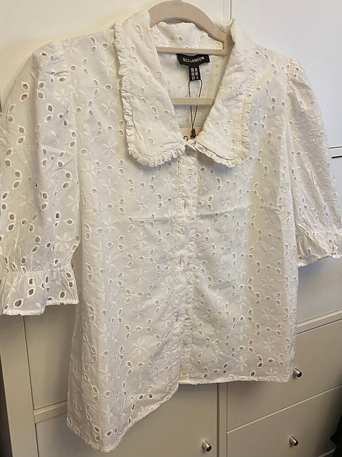 Verity Broderie Anglaise Blouse