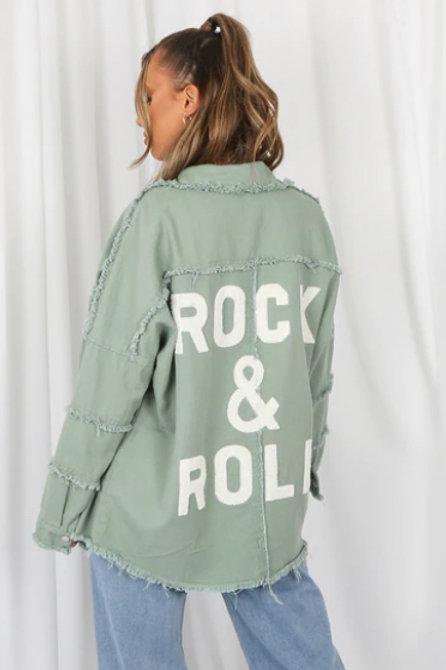 Rock & Roll Shacket