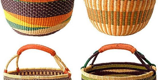 African Market Basket- 1 each