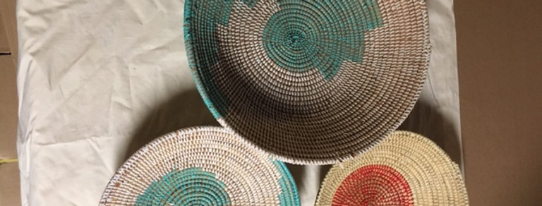 Sweet Grass Basket- One of a kind