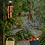 Thumbnail: Fire Burnt Bamboo Chime - large