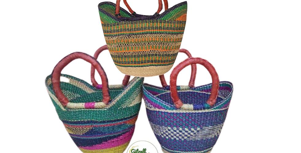 African Market Basket-Wing shopper