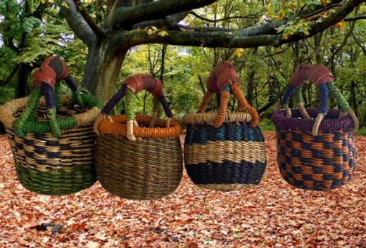 African Market Basket-Mini