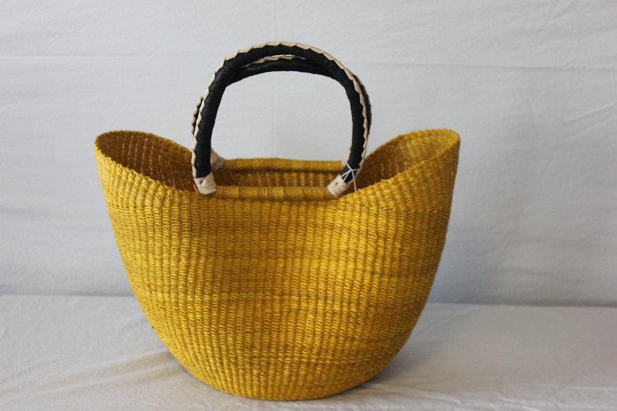 African Market Basket -Wing  shopper