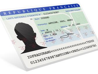 Modification des modalités de délivrance des cartes nationales d'identité