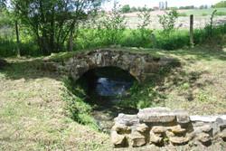 Petit pont Lanneplaà