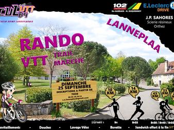 Rando VTT - Marche                               CUL 25 Septembre