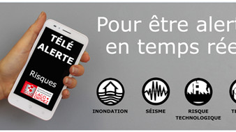 Nouveau service :  TELEALERTE