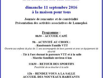 Journée inter-association