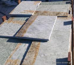 Reggular stones of Karystos