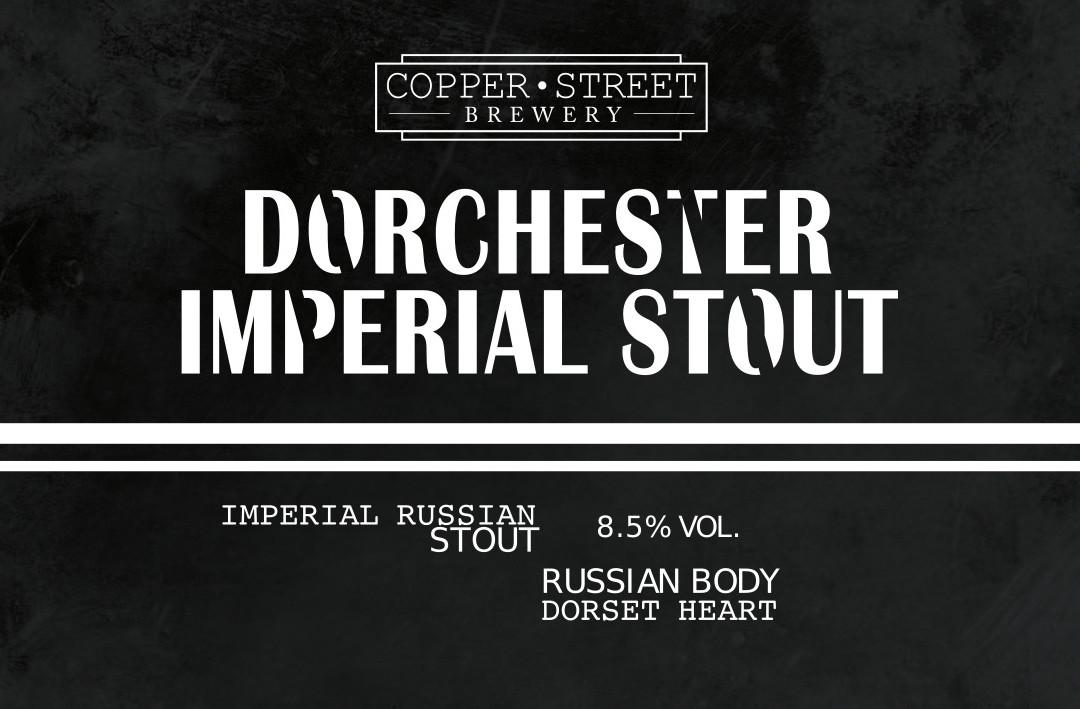 Dorchester Imperial Stout