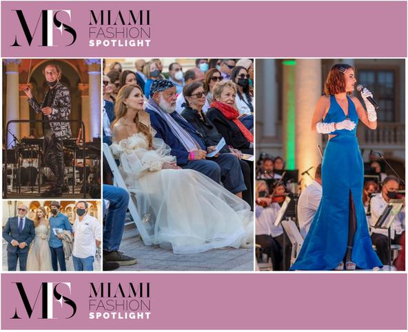 Gracias Miami Fashion Spotlight por este articulo del ultimo concierto 'Salute the Heroes' de MISO
