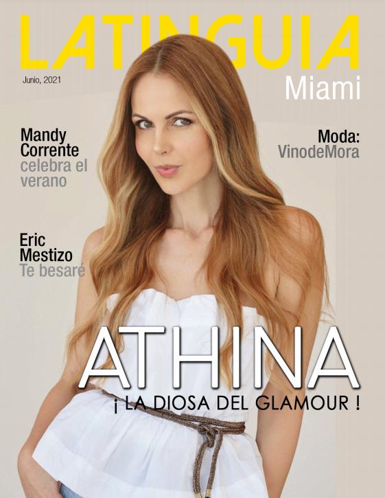 COVER LATINGUIA MAGAZINE