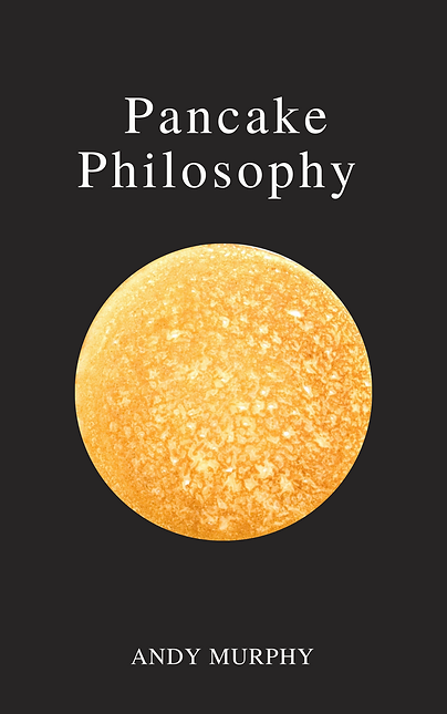 Pancake Philosophy front cover