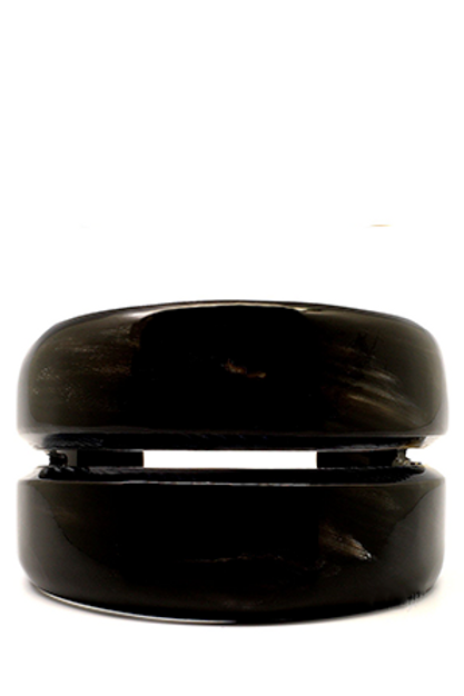 Bracelete Marfim duplo