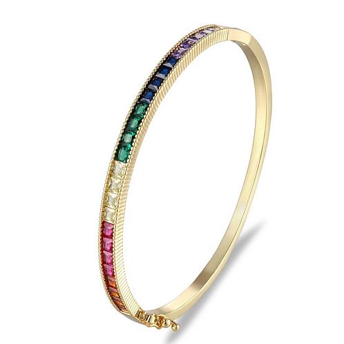 Bracelete baguete colors Joy