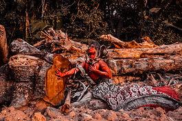 Artista indígena do Amazonas fará exposição na Europa