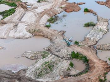 Interesse em garimpo de ouro no Amazonas aumentou 342% em 2020