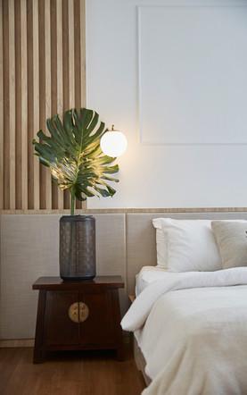 Inspira | Bedroom Vignette