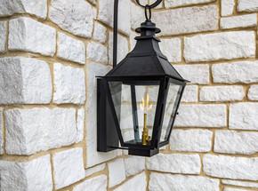 Exterior Gas Lamp