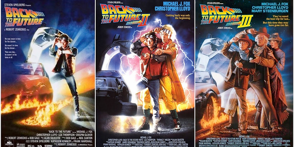 Classic Film Series: Back to the Future Trilogy