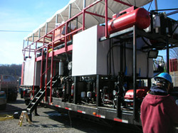 Polymer Gel Mixing/Pumping Unit