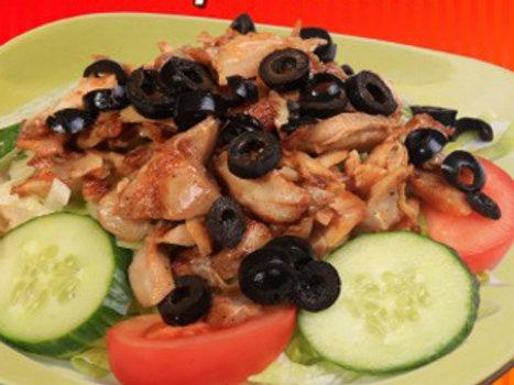 C19 | Gyros s olivovým salátem
