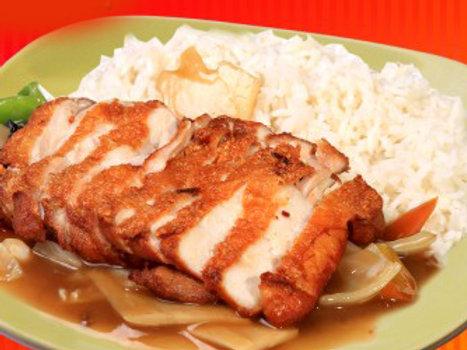 C15 | Kuřecí s rýží
