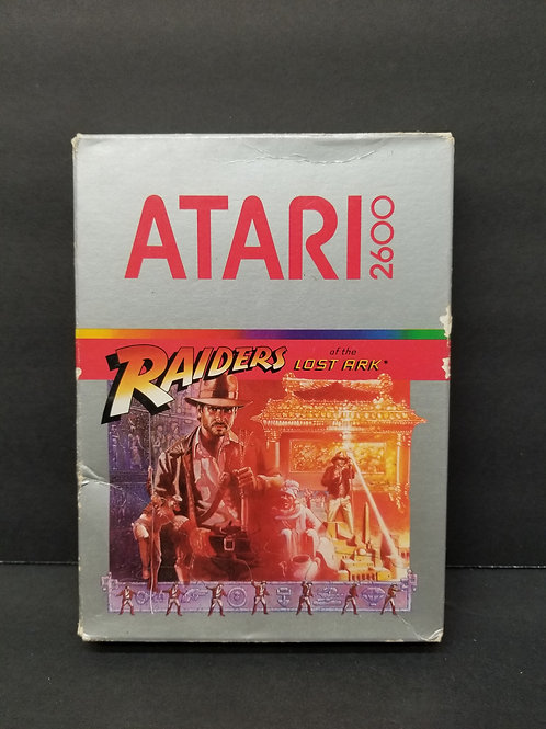 Raiders of the Lost Ark open box